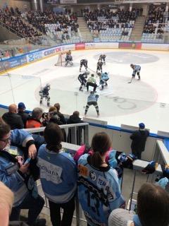 U15-holdet til ishockeykamp med Sønderjyske  Nyhed billede